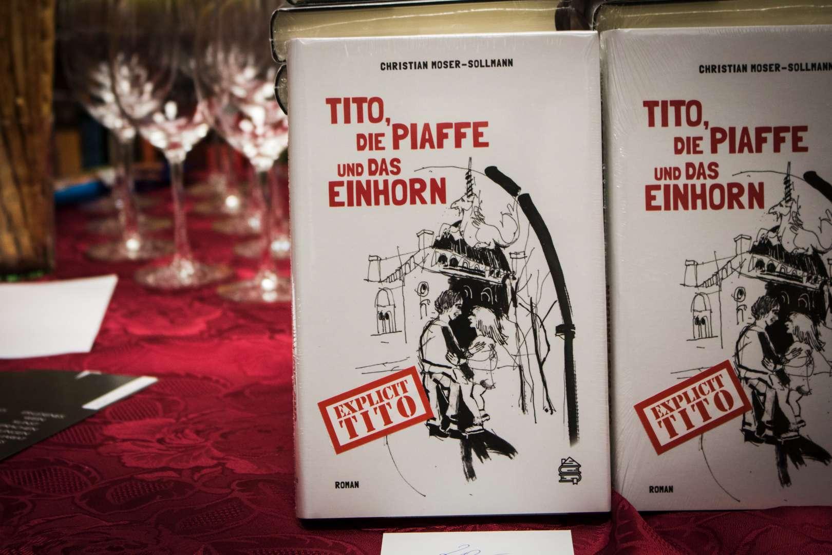 Tito, die Piaffe und das Einhorn