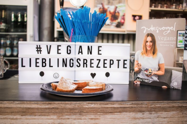 Vorpremiere von julesvogel: Vegane Lieblingsrezepte für jeden Tag