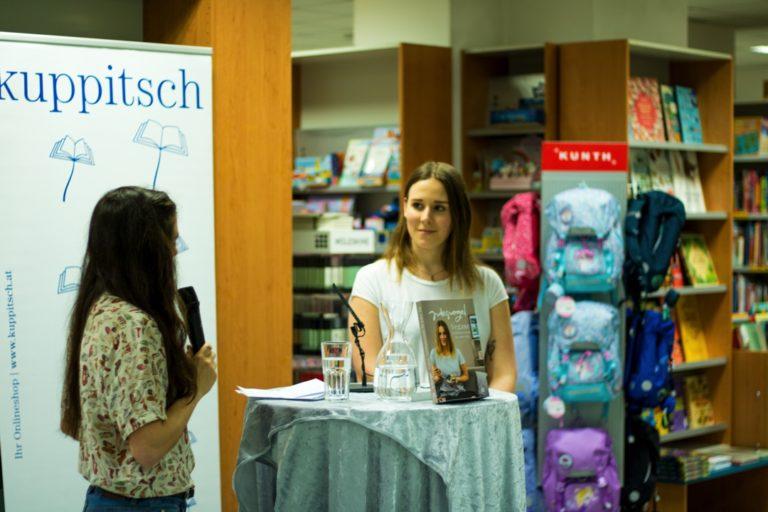 """Buchpräsentation von Julia Vogels """"jules – Vegane Lieblingsrezepte für jeden Tag"""""""