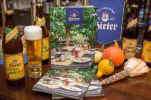 Präsentation des Hirter Bierkochbuches: Aus Leidenschaft für das Echte – Köstliche Rezepte mit und zu Bier